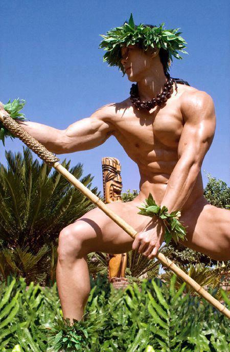 Hawaii Hula Dancer Naked